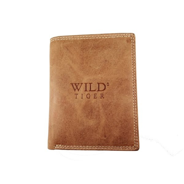 ef4c85db1 SHOPPER.sk | Elegantné peňaženky WILD Tiger z pravej kože