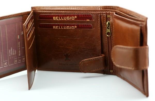4cf7e35c02 Pánska kožená peňaženka Bellugio je vyrobená z vysoko kvalitnej kože.  Navyše zaujme svojím nadčasovým a luxusným dizajnom. Vybrať si môžete z  niekoľkých ...