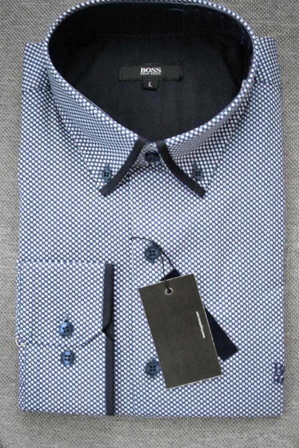 daf7276da Ak hľadáte elegantné a štýlové oblečenie, ktoré sa hodí na všetky formálne  udalosti, určite je to košeľa renomovanej značky Hugo Boss