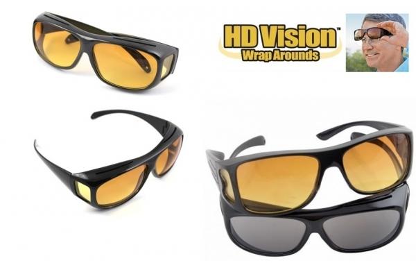 499aef5dc Okuliare HD VISION sú ideálnym doplnkom každého vodiča, kvalitné  polykarbonátové sklá zosilňujú kontrast a znižujú odrazy svetiel.