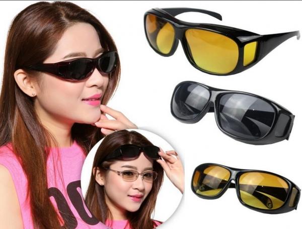 f7ccf1b93 SHOPPER.sk | HD Vision - okuliare pre vodičov 2ks polarizované+slnečné