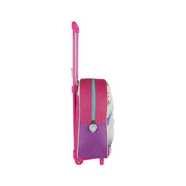 1438d66c92 Dôležité. Školská taška na kolieskach 3D The Paw Patrol ...