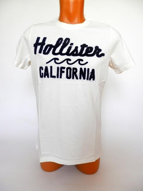 6eb6918a88f7 Pánske tričko Hollister. Značkové tričká pre pánov v každom veku.