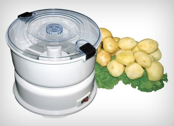 Elektricka skrabka na zemiaky