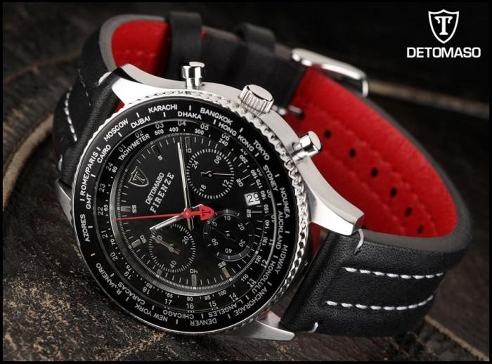 57d3f6e4c SHOPPER.sk   Luxusné pánske hodinky Detomaso Firenze