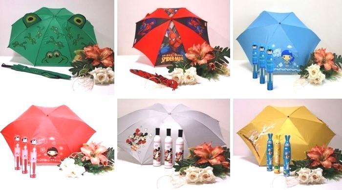 53aab718b642c SHOPPER.sk | Skladací detský dáždnik v dizajnovom obale alebo ušaté ...