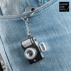 Prívesok Fotoaparát s LED a Zvukmi Gadget and Gifts 02ab4cdd96f