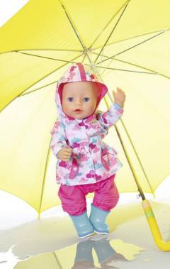 Baby Born Súprava do dažďa 823781 4757d0702e5