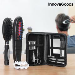 Set elektrickej kefy proti vypadávaniu vlasov s doplnkami 5b75a662abb